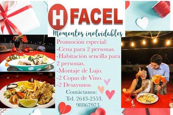 Santa Barbara, Honduras: Hotel Facel, es un lugar acogedor para propios y extraños