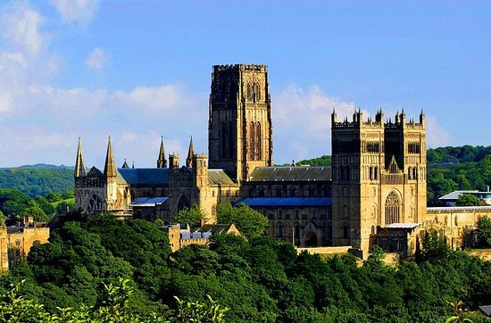 Durham - The Cathedral and Old City