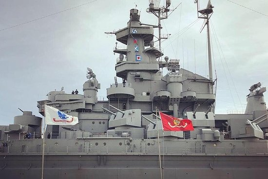 USS Alabama Battleship Memorial Park Admission Ticket
