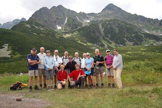 Dagstur med en lokal fjellguide i High Tatras