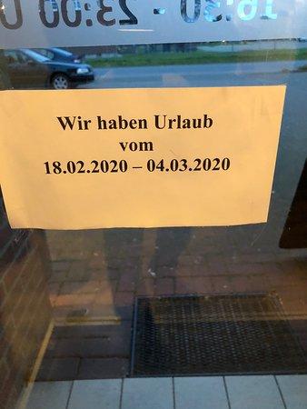 Quakenbrueck, เยอรมนี: Brauchten eine Pause!
