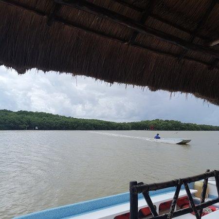 Puerto Yucalpeten, Мексика: El corchito Puerto progreso yuc