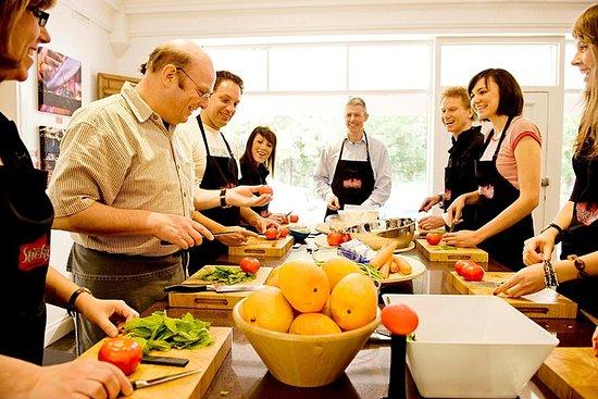 Cours de cuisine authentique sicilien