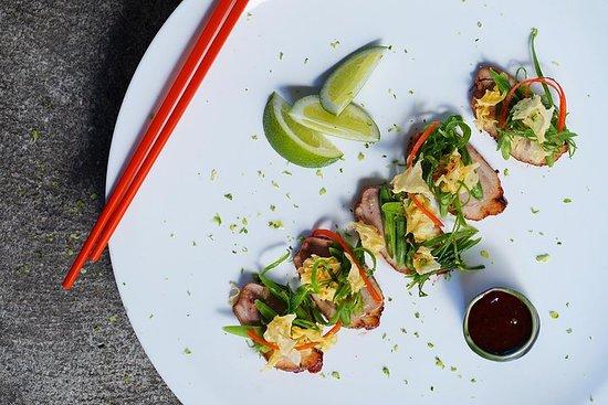 Lezioni di cucina di Street Food of Asia