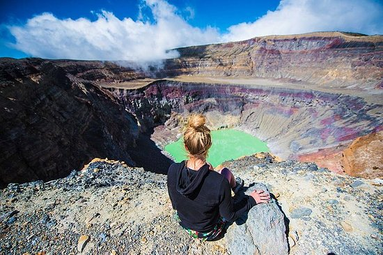 Santa Ana Volcano Hike Tour from El...
