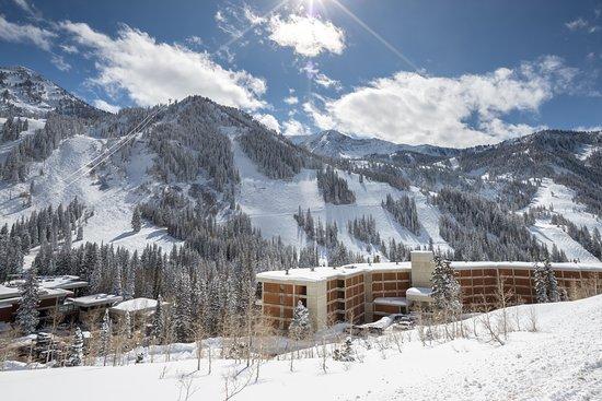 Snowbird, UT: Lodge View