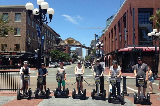 San Diego Early Bird Segway Tour – fotografija