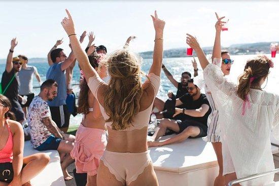 Festa maluca a bordo