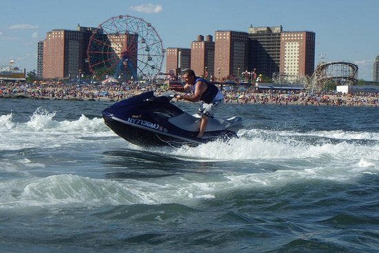 Coney Island Ocean Jet Ski Tour, from Rockaway Beach