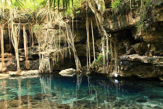 Haciendas og Cenotes