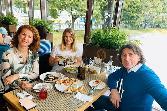 Moscow Food Tour