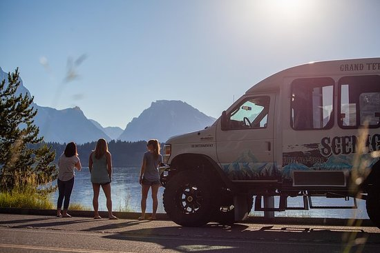 Фотография Private Grand Teton Sunset Tour from Jackson Hole