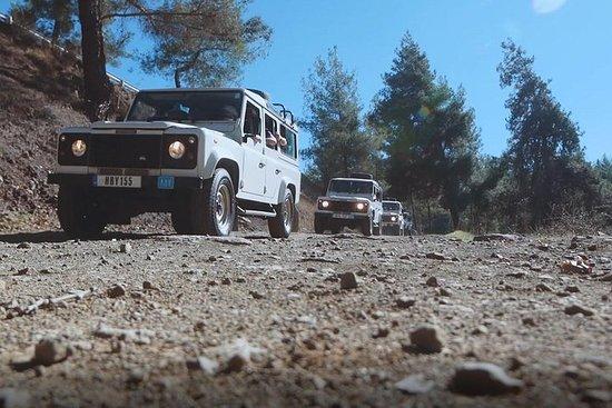 Grand Tour 4x4 Safari de Limassol