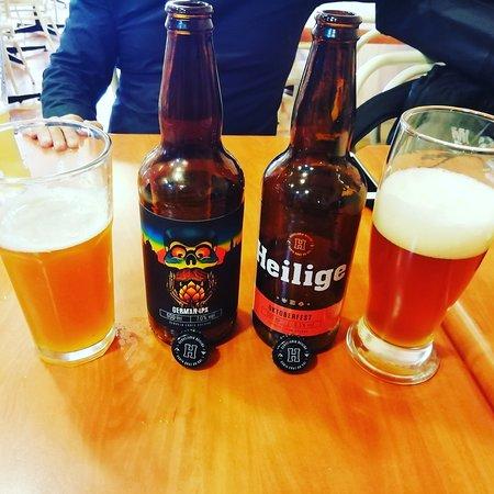 Contamos con mas de 50 etiquetas de cervezas nacionales y importadas. cerveceria Heilige de brasil !