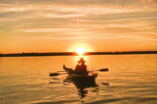 Sunset Clear Kayak Tour