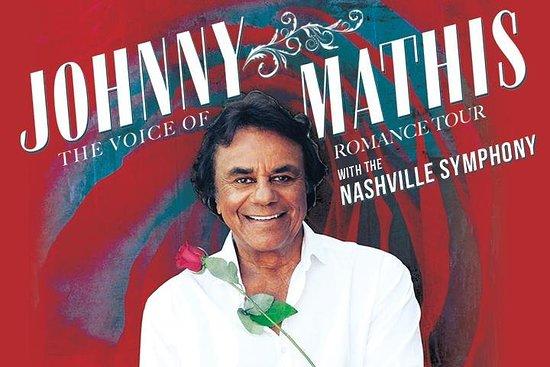 Johnny Mathis avec le Nashville Symphony à Schermerhorn Photo