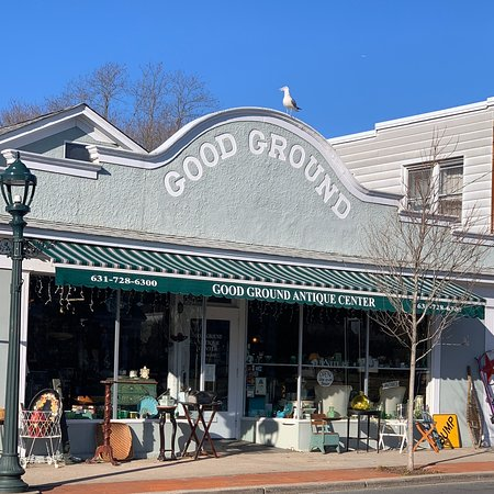 Good Ground Antique Center