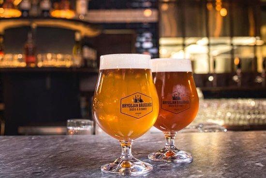 Tour de Cerveja Artesanal Bryggjan...