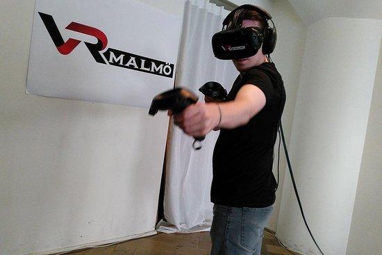 Virtual Reality Duo