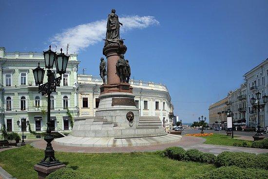 Punti salienti del tour panoramico di Odessa