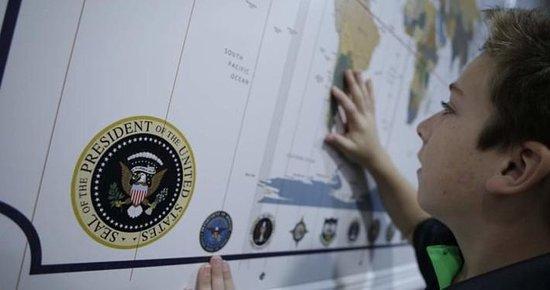 America's Escape Game: Krisen ved 1600
