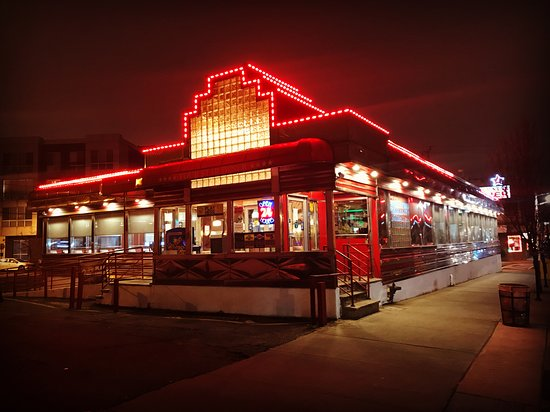 Union City, NJ: Four Star Diner