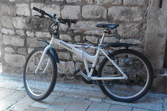 自転車を借りる