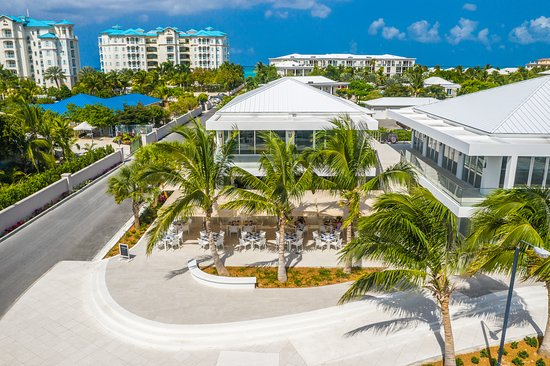 The Terrace on Grace Bay is located steps away from Grace Bay Beach on the public beach access road east of Seven Stars Resort & Spa