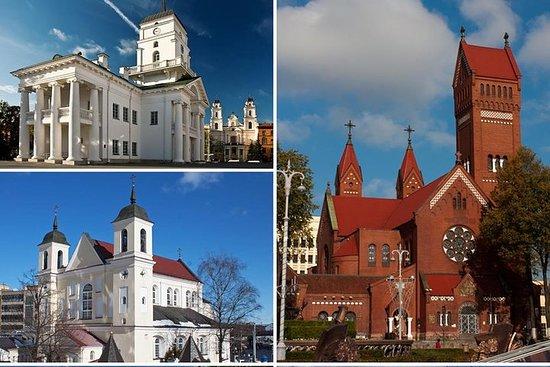 Geführte Tour innerhalb von Minsk