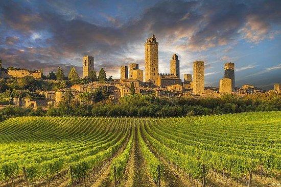 Vinsmagning & Toscana Countryside...