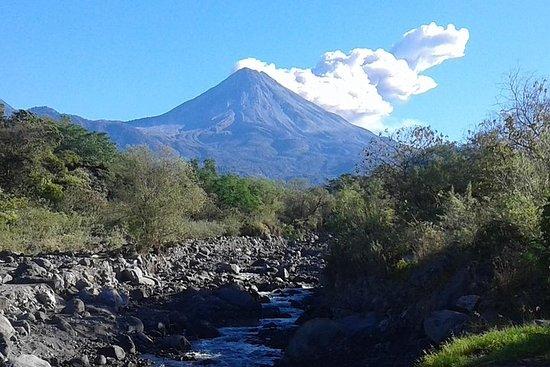 Colima Volcano Cultural Tour: Kaffe...