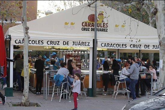 imagen Caracoles cruz de juarez en Córdoba