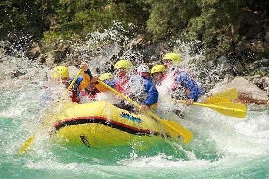 Experiência de Rafting no Emerald...
