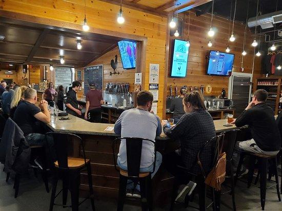 Maria Stein, OH: Moeller Beer Barn