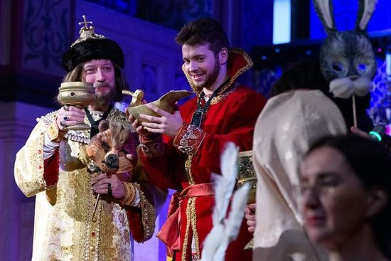"""The theatrical tour """"Medieval Russia: history, traditions and songs"""" Photo"""