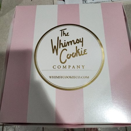 Whimsy Cookie Co Tuscaloosa