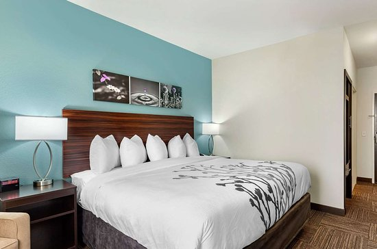 Lancaster, TX: Guest room with king bed(s)