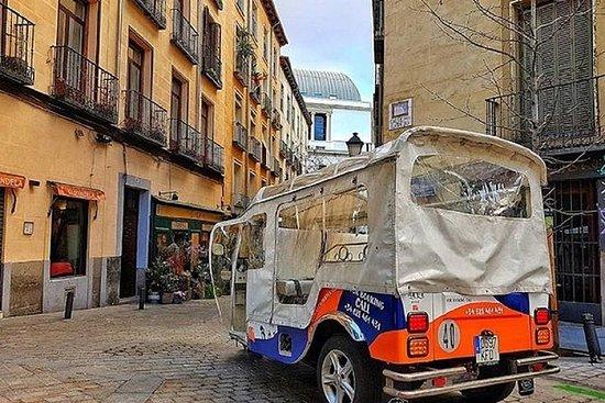 Foto de Gran Resumen de Madrid 2 Horas de Tuk Tuk Tour