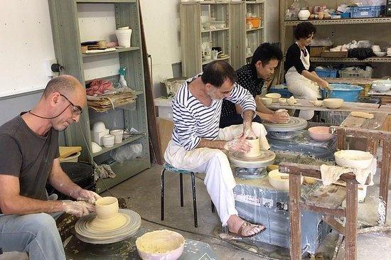 Faites votre porcelaine Arita (demi-journée)