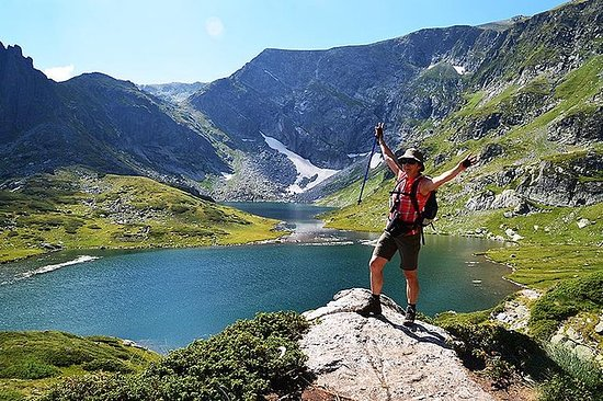 Full-day Rila Mountains, Seven Lakes Hike, and Hot Springs Tour from...