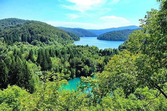 Excursion privée dans les lacs de...