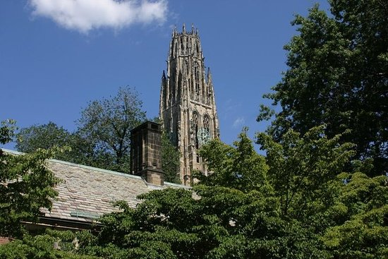 New Haven Scavenger Hunt: Yale & Beyond