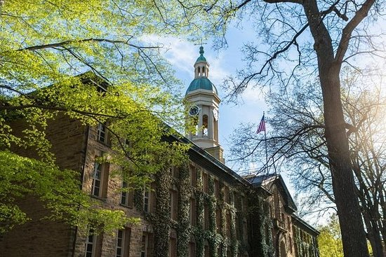 Princeton Scavenger Hunt: Let's Roam Princeton Flourish!