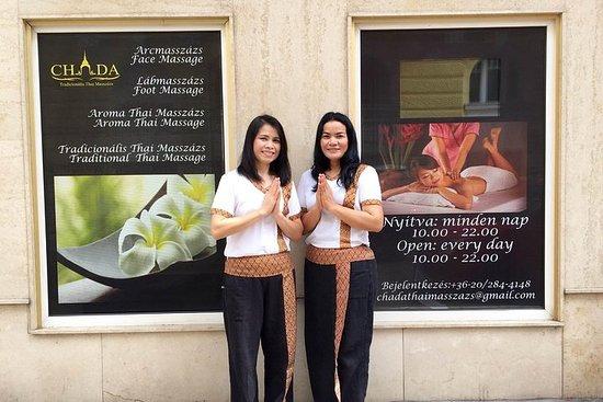 Massage thaïlandais aromatique de 60...
