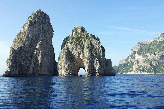 Capri Private Boat Tour from Positano...