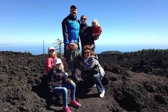 Descubre el volcán Etna, los vinos...