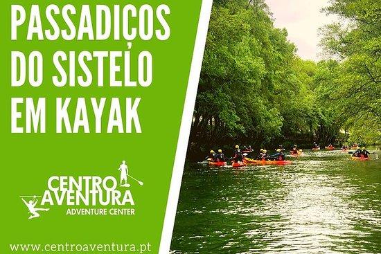 Kayak Sistelo walkways