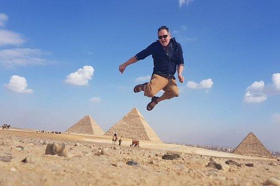 Pyramides de Gizeh, Memphis et Sakkara