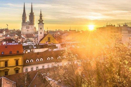 Visite de la guerre de Zagreb