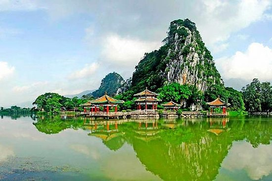 Zhaoqing Day Tour from Guangzhou